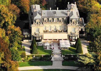 Les Crayères Reims