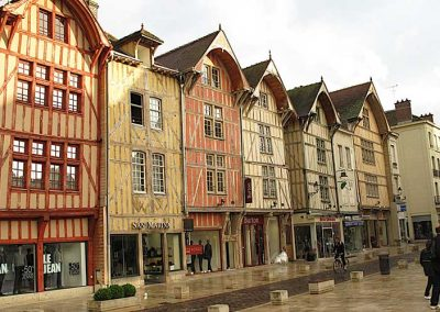 Troyes huizen
