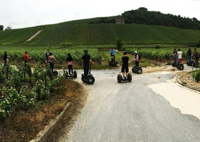 Segway Wijngaarden - Champagne Travel